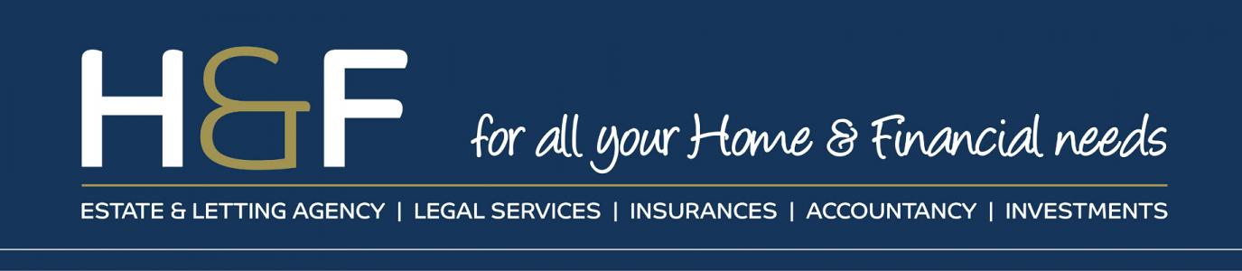 Home & Finance Logo